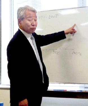 政策研究大学院大学 田中 明彦 学長