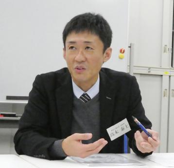 東京工業大学 髙木 泰士 准教授