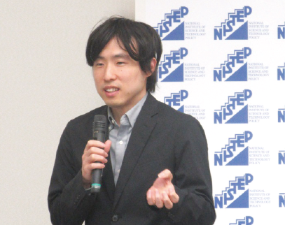 国際応用システム分析研究所(IIASA)和田 義英 水資源プログラム長代理