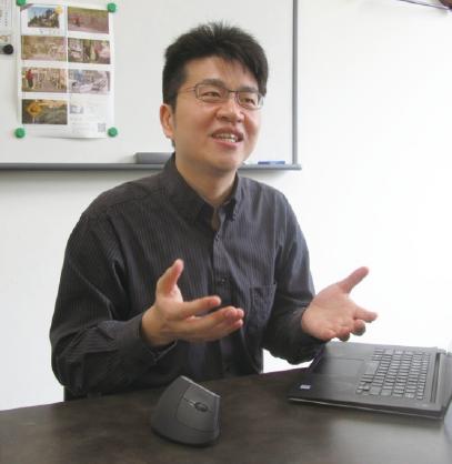 董 冕雄 室蘭工業大学 大学院工学研究科情報電子工学系専攻 教授