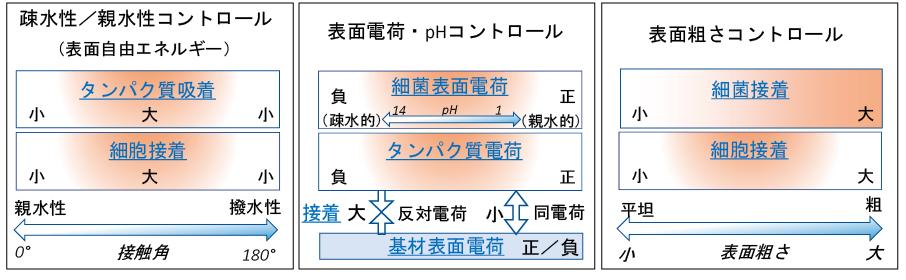 /図表4 抗菌性・抗ウイルス性表面の形成